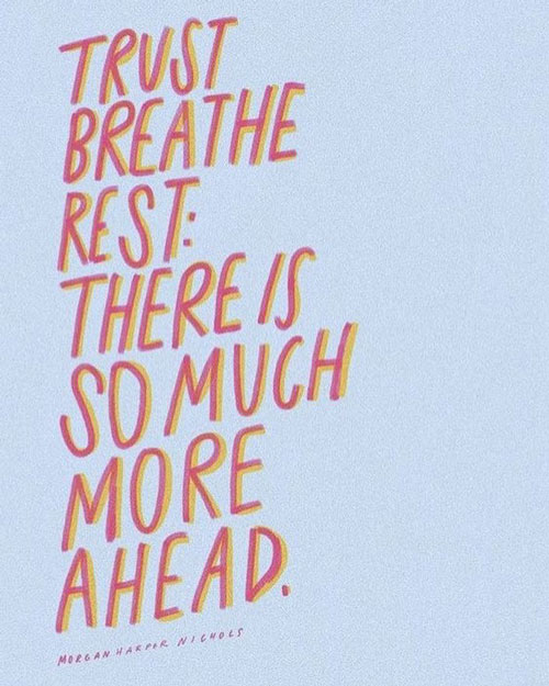 30 Inspirational Quotes to Motivate You to Be Successful. Positive VIbes & Motivational Quotes via thenaturalside.com | trust, breathe, rest | #quotes #success #inspiration #breathe