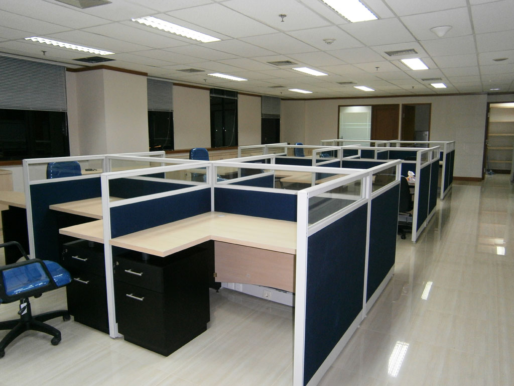 Sekat Meja Kantor Balikpapan  Sri Interior Balikpapan