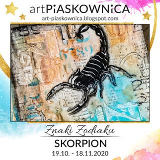 ZNAKI ZODIAKU – Skorpion