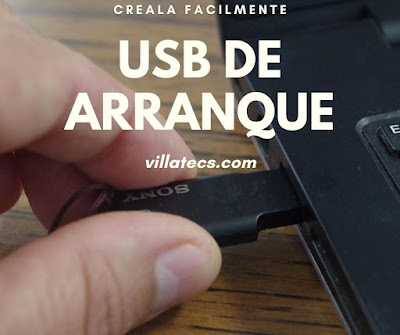 Crear-Unidades-USB-de-Arranque-Fácilmente