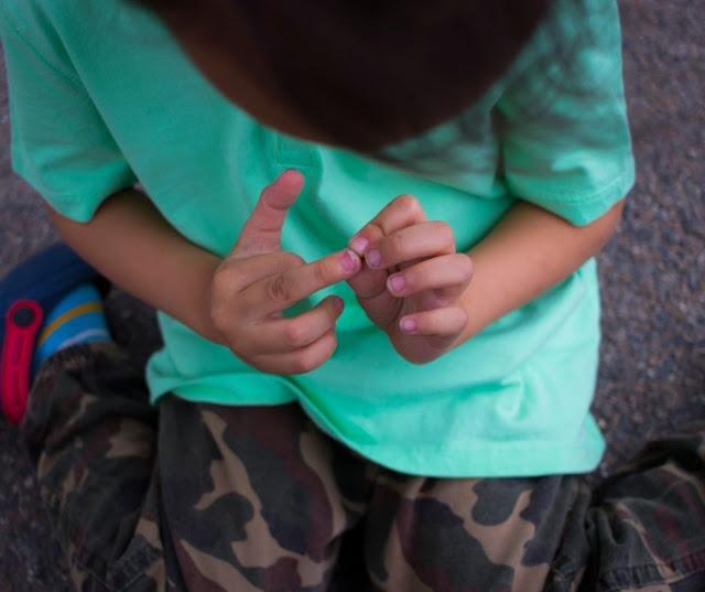 Mengatasi Nyeri pada Pertumbuhan Anak