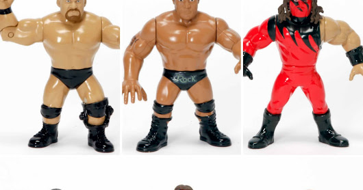 Top News: Mattel to Release WWE Retro Action Figure Line Wave Two in the Fall