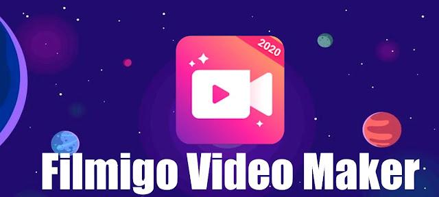 تحميل تطبيق Filmigo Video Maker  للاندرويد 2021