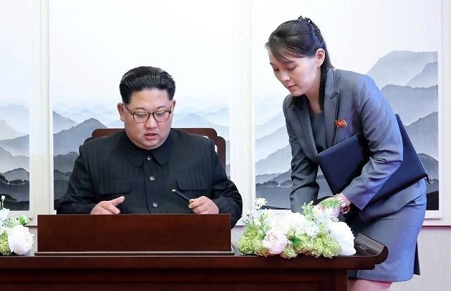 Adik Perempuannya, Kim Yo Jong Diyakini Bakal Pimpin Korut Jika Kim Jong Un Wafat
