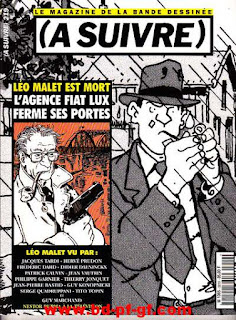 Léo Malet est mort