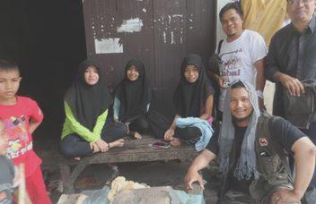 Kesedihan Melanda Kampung Janda Di Thailand