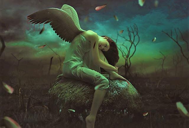Чувствительные люди: Ангелы со сломанными крыльями, которым нужна любовь, чтобы взлететь