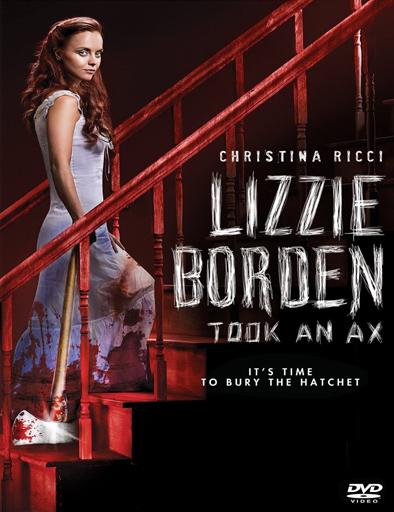 El crimen de Lizzie pelicula online