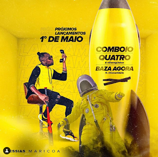 Messias Maricoa - Baza Agora (feat. Conan Osíris) (Prod. Bonekao Beatz) ( 2020 ) [DOWNLOAD]