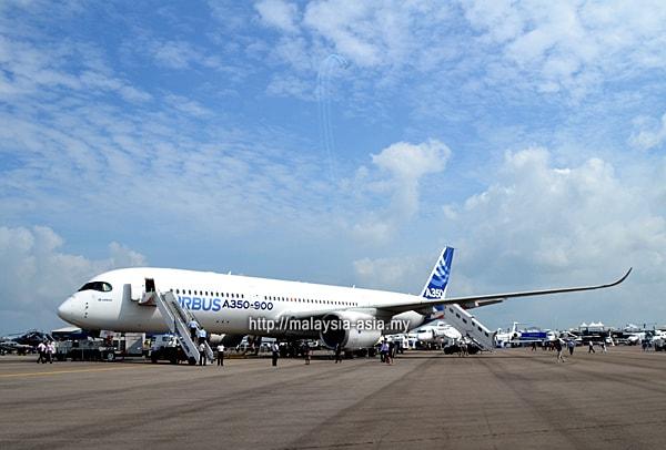 Singapore Airbus A350 XWB