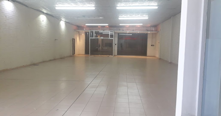ALQUILO GALPON DE 1100 m2 - CALLE MENDOZA - RAWSON, SAN JUAN, ARGENTINA.