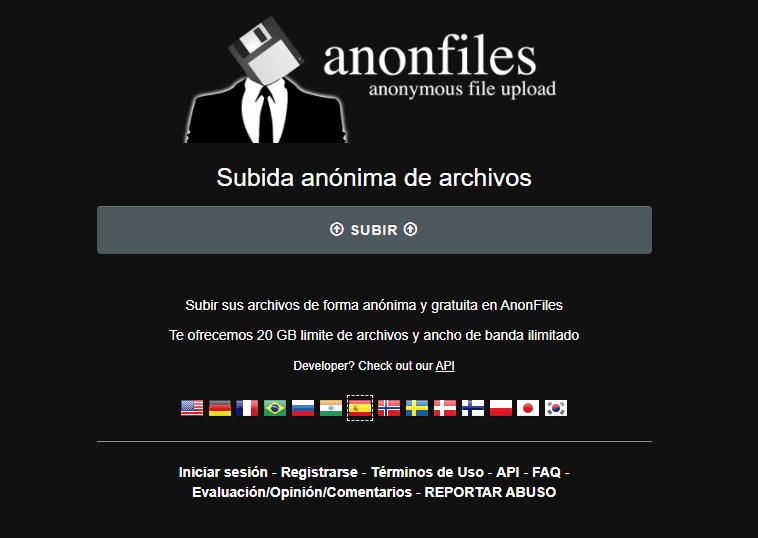 Los MEJORES Sitios Web Gratuitos de alojamiento de Archivos 2021