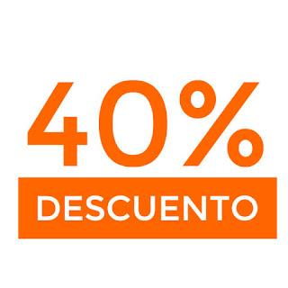 40% de descuento en Birchbox