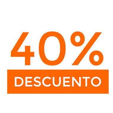 40% dto en todas las prendas marca New Balance