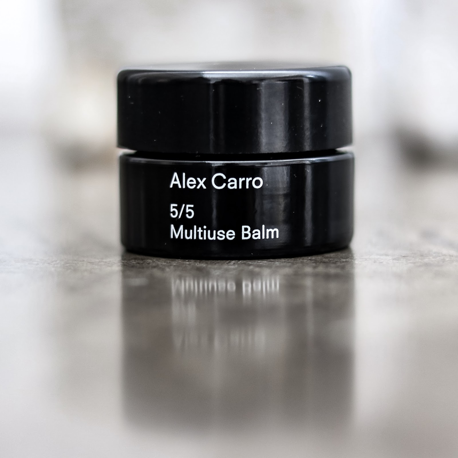 Multipurpose Balm Alex Carro Minimal Skincare Review by Almost Chic Blog
