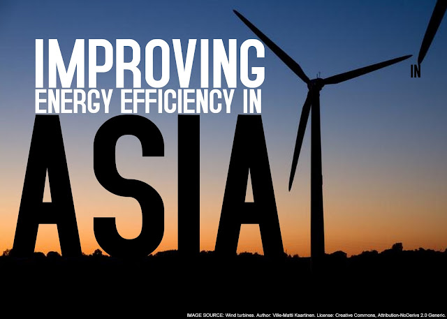 FEATURED | Improving Energy Efficiency in Asia