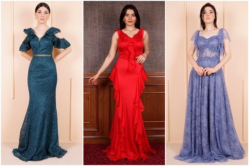 Abiye Elbise Modelleri 2021