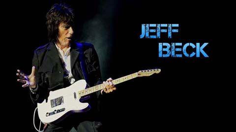 Jeff Beck: Biografía y Equipo