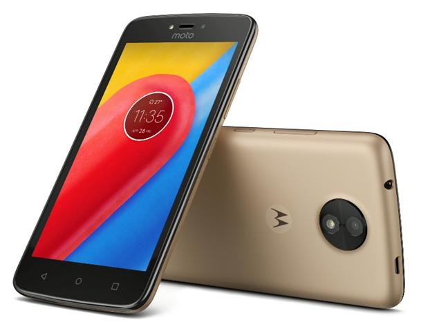 Motorola Moto C Now Available For Rs 5,999