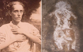 The Stained Floor Left By The Body Of Margaret Schilling Planet-today.com