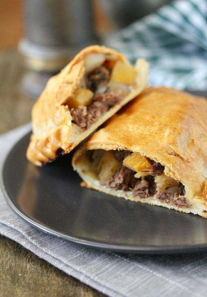Cornish Steak Pasties