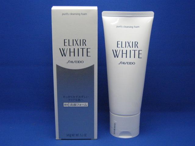 Công dụng của sữa rửa mặt elixir white Nhật Bản