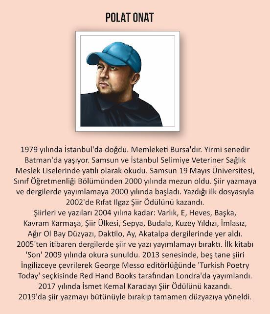 Yazar Polat Onat