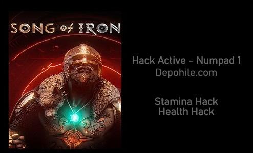 Song of Iron PC Oyunu Sınırsız Can +2 Trainer Hilesi İndir