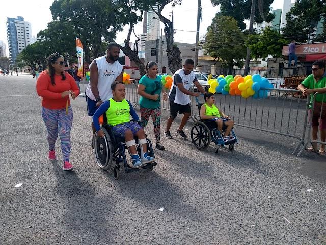 Prefeitura de Natal apóia atletas que disputam Paralimpíadas em Tóquio