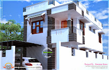 Small Villa With Floor Plans - Kerala Home Design And