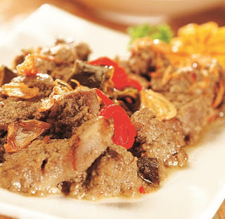 Resep Masakan Daging Bumbu Terik