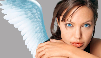 angelina jolie angel