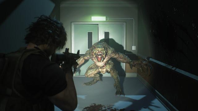 Resident Evil 3 - Hunters