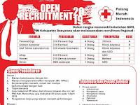 Open Recruitment Pegawai PMI Tahun 2019