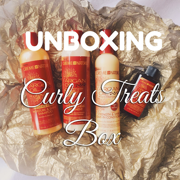 UNBOXING CURLY TREATS BOX No3