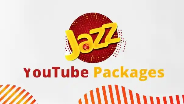 Jazz YouTube Packages 2021: Daily, Weekly and Monthly