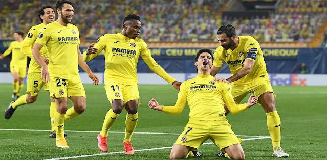 Villarreal vs Dinamo Zagreb – Highlights