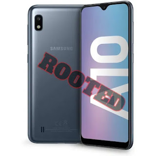 How To Root Samsung Galaxy A10 SM-A105F