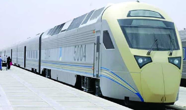 New schedule of Trains between Riyadh and Dammam with 350 trips in a Week - Saudi-Expatriates.com