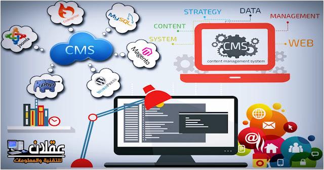 انظمة ادارة المحتوى للمواقع الالكترونية