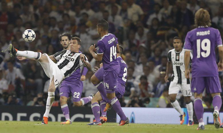 Juventus vs Real Madrid: Champions League final 2017 ...