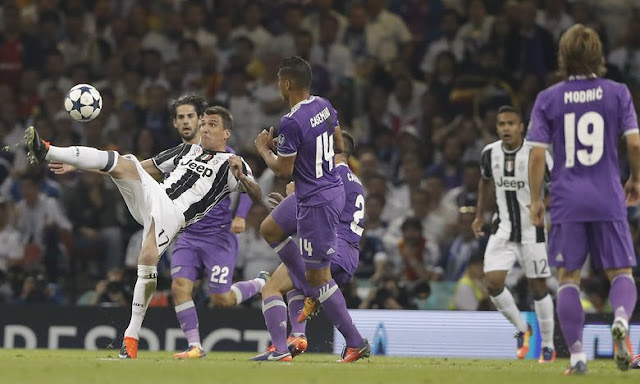 Juventus vs Real Madrid: Champions League final 2017 - Watch LIVE TV