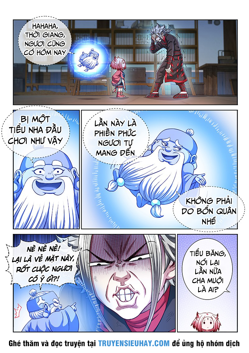 Ta Là Đại Thần Tiên chap 219 - Trang 5