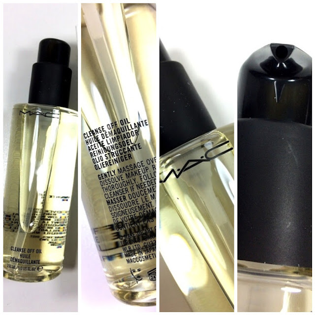 MAC COSMETICS  Cleanse Off Oil Huile Démaquillante Surpuissante . Review Photos