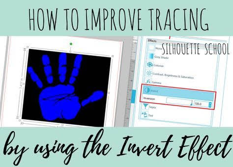 how to trace in silhouette studio, silhouette studio trace, how to trace in silhouette, silhouette 101, silhouette america blog