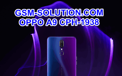Oppo A9 CPH1938 StockRom/Firmware/Flash file Download