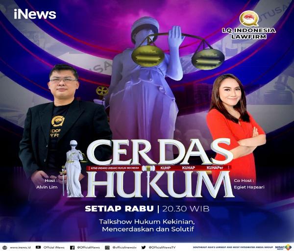 Advokat Alvin Lim Undang Kapolri Jelaskan Kasus Investasi Bodong Indosurya di TV