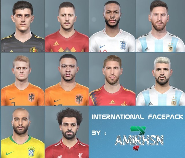 International Facepack #30-06-2019