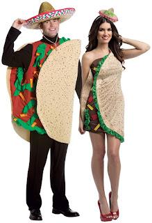 Taco couple