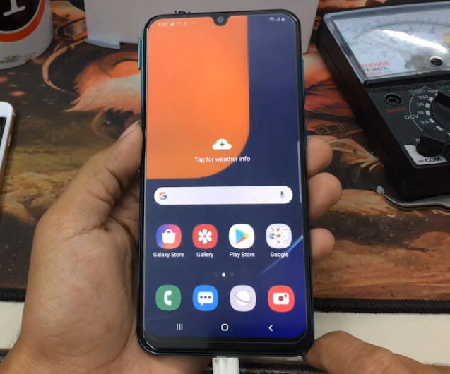 Cara Hapus Samsung A50s SM-A507F FRP / Akun Google Verifikasi Via Remote Online
